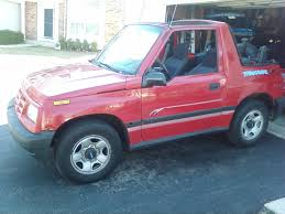 chevy tracker convertible 1993 geo tracker information and photos zombiedrive