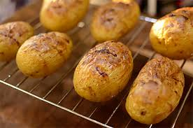 the ideas kitchen baked potatoes the ideas kitchen by panasonic australia