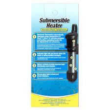 tetra submersible aquarium tank heater 10 30 gal walmart com