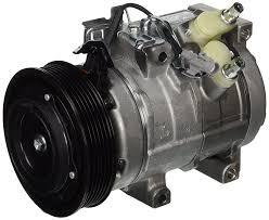 2006 Toyota Sienna Starter Location Amazon Com Denso 471 1010 New Compressor With Clutch Automotive