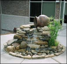 Waterfall Fountains For Backyard by Top Diy Water Fountain Ideas And Projects Diy Water Fountain