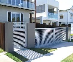 home design by home depot gates and fences aluminium gates and fences home design aluminum