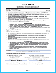 Resume Sample Electronics Technician by Call Center Nurse Cover Letter