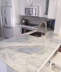 lumen quartzite countertops kitchen in hallandale beach kitchen