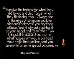 goes on quotes nishan panwar