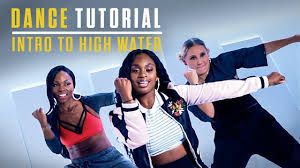 Water Challenge Tutorial Step Up High Water Tutorial Intro To High Water