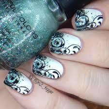100 beautiful and unique trendy nail art designs facebook