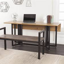 dining tables gateleg table with folding chairs storage space