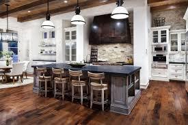 kitchen great rustic kitchen island regarding distressed black
