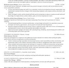 recruiter resume exle resume recruiter resume sle