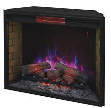 Fireplace Electric Insert 33 Classic Infrared Spectrafire Fireplace Electric Insert