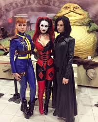 Selene Underworld Halloween Costume Psylocke Vault Fallout Starfucked Harley Quinn