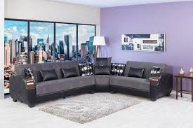 Charcoal Grey Sectional Sofa Living Room Sofa Black Leather Sectional Charcoal Gray Also