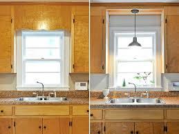 Kitchen Sink Lighting Ideas The Sink Light Fixture Glassnyc Co