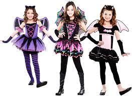 Gothic Ballerina Halloween Costume Ballerina Bat Vampires Girls Fancy Dress Halloween Party Childs