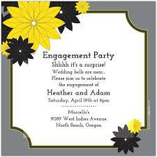 engagement invitation quotes engagement party invitations cimvitation