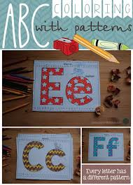503 best letter recognition images on pinterest letter