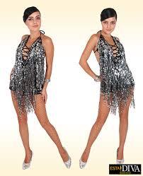 salsa dress salsita sequin fringe dress 5 u20ac132 00