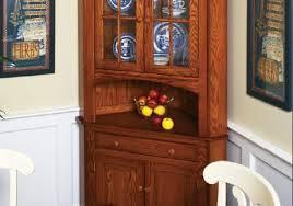 Corner Cabinet Dining Room Furniture Corner Hutch Dining Room Dosgildas