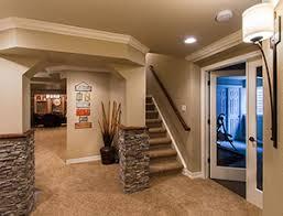 basement development calgary home