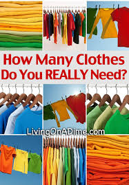 Does A Bedroom Require A Closet How Many Clothes Do I Need Organizing Clothing And Reducing