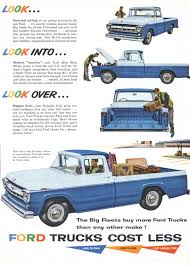 Old Ford Truck Motors - ford ads cartype