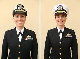 proposed navy women u0027s dress uniforms to resemble male version