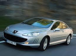 peugeot cars 2006 peugeot 407 coupe 2006 pictures information u0026 specs