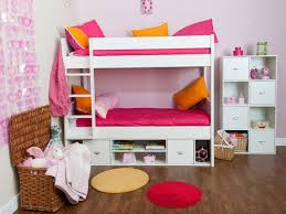 Desk Beds For Girls Girls Bunk Beds With Storage And Desk Best Bunk Beds With
