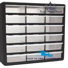 Cabinet Drawer Parts Small Parts Organizer 64 Drawers Cabinet Storage Craft Hardware