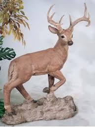 standing buck by henri studio 2931 apollo statuary statues