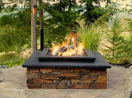 Custom Firepit Custom Fireplace And Pit Contractor In Seattle Wa