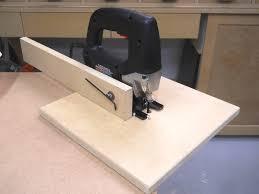 Table Jigsaw Jigsaw Table Keep It Simple Table De Scie Sauteuse Simpliste