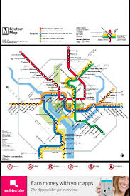 washington dc map puzzle washington dc metro map android apps on play
