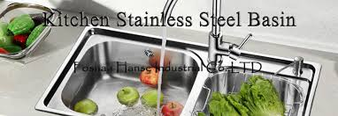 Kitchen Corner Sinks Stainless Steel by Triple Bowl Stainless Steel Sink With Drainboard Triangle Kitchen