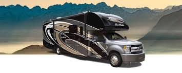 four winds super c diesel motorhomes thor motor coach