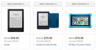 amazon kindle fire black friday kindle fire 7