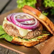 how to make sriracha mayo lamb burger with brie u0026 spicy sriracha mayo recipe