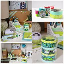 Diy Desk Decor Ideas 220 Best Washi Tape In The Office Oficina Images On Pinterest
