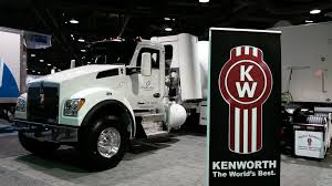 best truck in the world kenworth vocational trucks now available with cummins westport