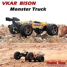 amazon vkar bison 1 10 scale waterproof 4wd road