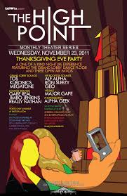 tonight pre thanksgiving high point at the fox