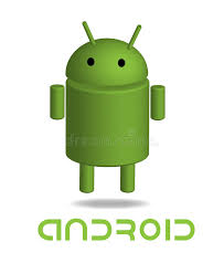 android bot android bot editorial image image of android network 23439860