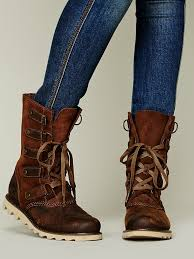 womens sorel boots canada cheap sorel scotia foldover boot at free clothing boutique