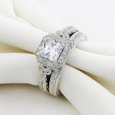 wedding band set wedding brilliant ideas of silver wedding bands sets about
