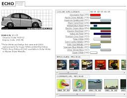 toyota yaris paint toyota echo touchup paint codes image galleries brochure and tv