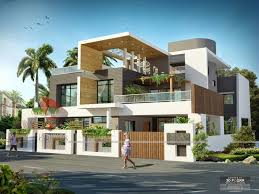 We Are Expert In Designing D Ultra Modern Home Designs Modern - House design interior and exterior