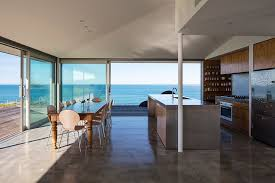 kitchen islands that look like furniture home mansion visual treat 20 captivating kitchens with an ocean view
