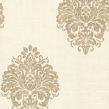 gold damask wallpapers wallpaperpulse