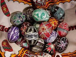 ukrainian easter eggs dishfunctional designs how to make pysanky ukrainian easter eggs